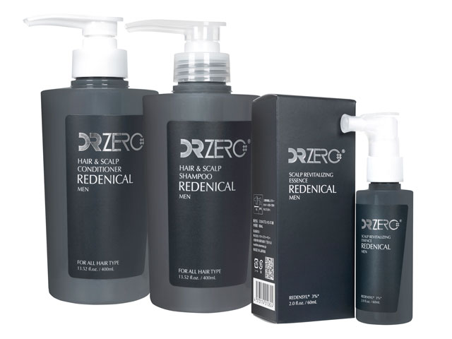 Redenical Hair & Scalp Shampoo + Conditioner Essence Men Set